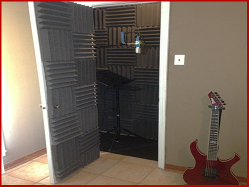 How To Turn A Closet Into A Vocal Booth